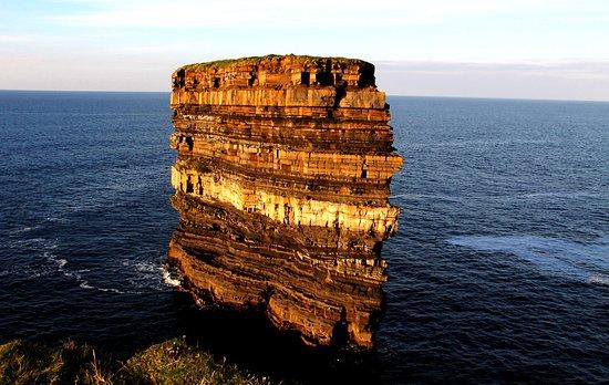 County Mayo, Irland: Downpatrick Head, Mayo