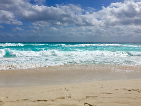 Beach Front Property Picture Of Grand Oasis Sens Cancun Tripadvisor
