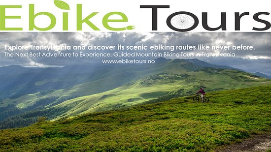 Клуж-Напока, Румыния: There's nothing quite like a biking trip off the beaten track in the mountains. The fresh air in