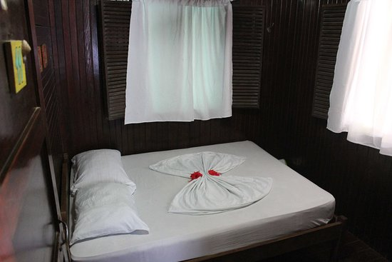 Downtown Montezuma Hostel: double room with shared bathroom