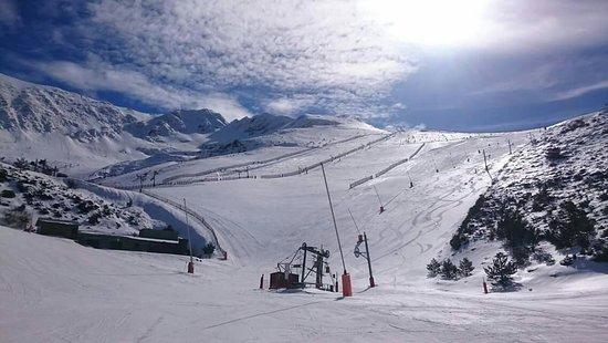 Estacion de Esqui La Pinilla: Estación de Esquí La Pinilla