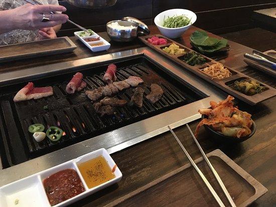 Char Korean Bar Grill Atlanta Restaurant Reviews