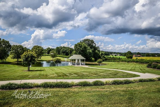 Albemarle, NC: We have a gorgeous wedding site!
