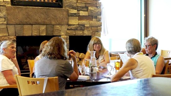 Niwot, CO: A casual lunch