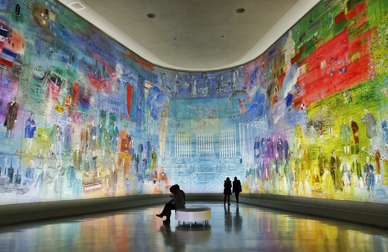 Uberlegen Musee Du0027Art Moderne De La Ville De Paris: Raoul Dufy, La Fée