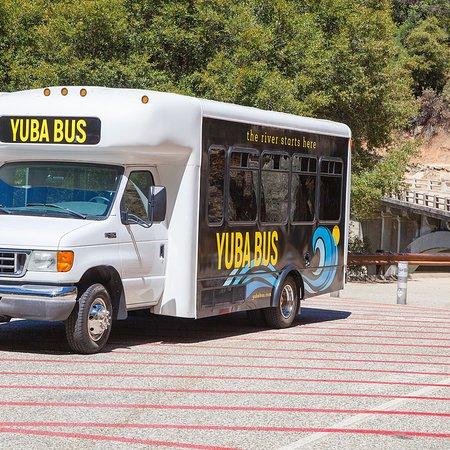 Nevada City, Kalifornien: Yuba Bus
