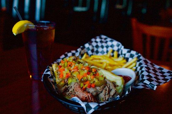 Elk Grove, CA: Beef Sandwich