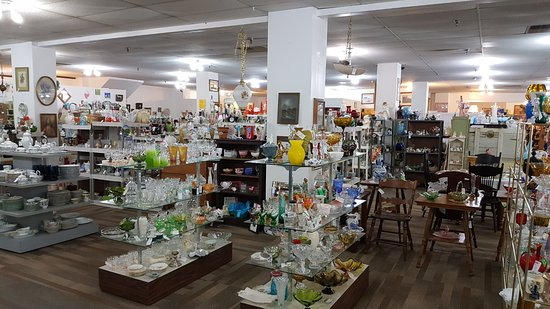 Tom & Audrey's Antique and Collectible Mall: Impressive place