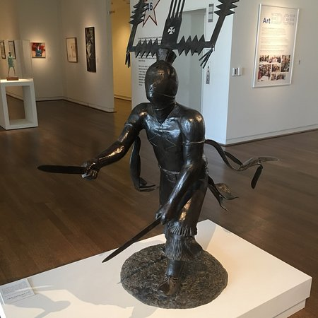 Fred Jones Jr. Museum of Art Photo
