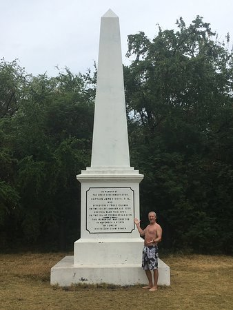 The Captain Cook Monument Photo