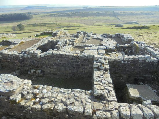 Housesteads Fort and Museum - Hadrian's Wall: Housesteads