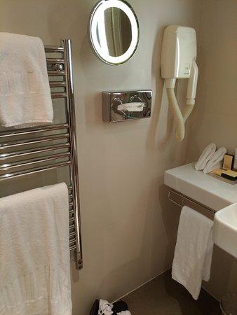 Secador de toalhas - excelente