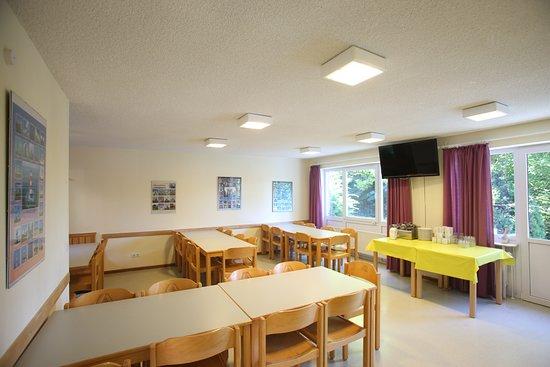 Albersdorf, Germany: Tagesraum der Jugendherberge