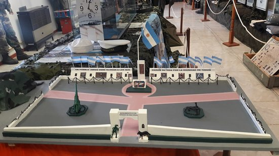 Museo del Centro Veteranos de Guerra Malvinas Argentinas