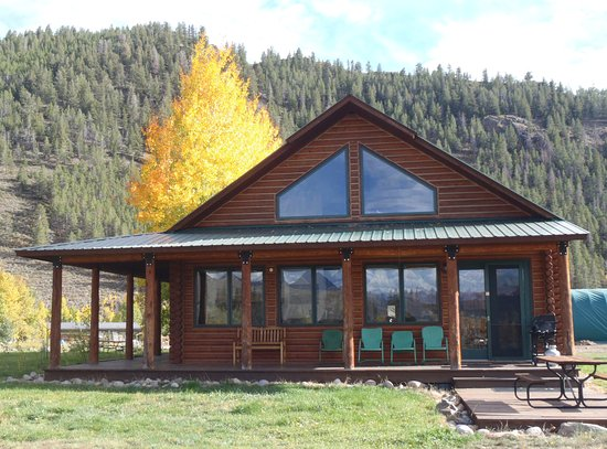 Almont, CO: George Bailey Vacation Home