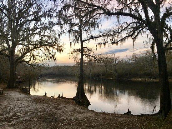 Branford, FL: Santa Fe River