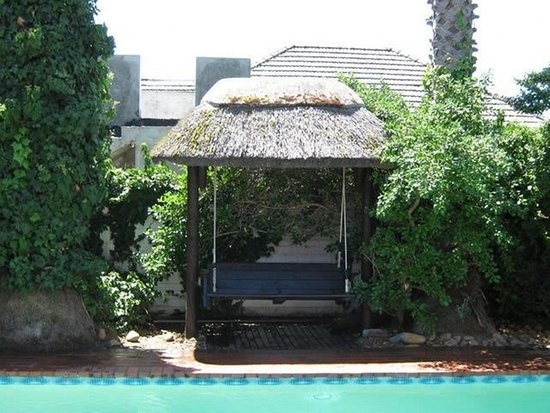 Milnerton, Sydafrika: Swing: entertaining area