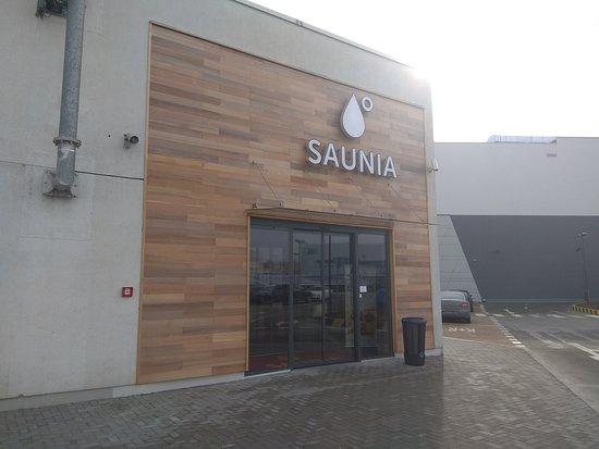 Saunia Chodov