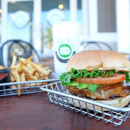 Burger Boss: Our Boss Bundles come with fresh-cut fries and a 20oz fountain drink