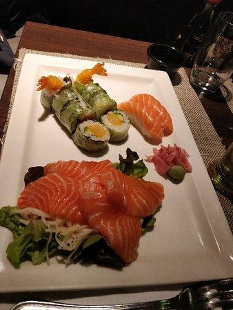 La mado aix en provence restaurant reviews phone for Koi sushi aix en provence