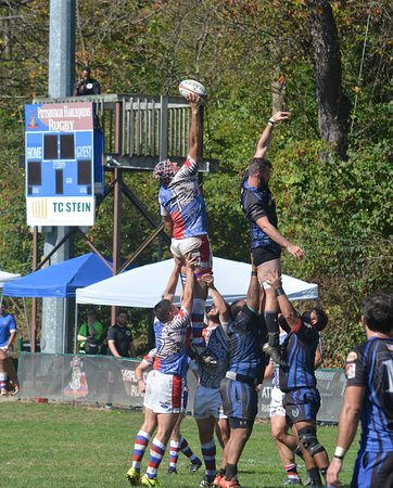 Cheswick, PA: Rugby at Founders Field, Home of Pgh Harlequins Rugby