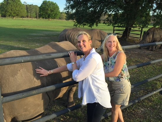 Yulee, FL: Winos for Rhinos at White Oak