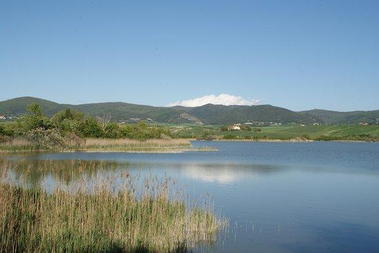 Santa Luce, Italy: panoramica centro visite