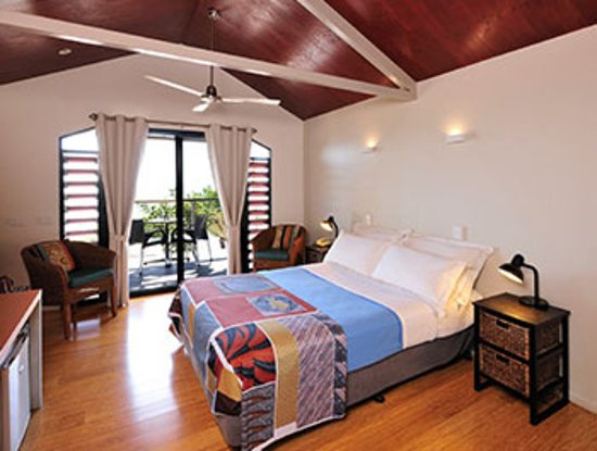 Alyangula, Australia: Groote Eylandt Lodge - Fishing Shack Room