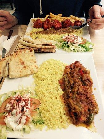 Goa Fast Food Grenoble