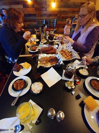 Lewistown, PA: Great food
