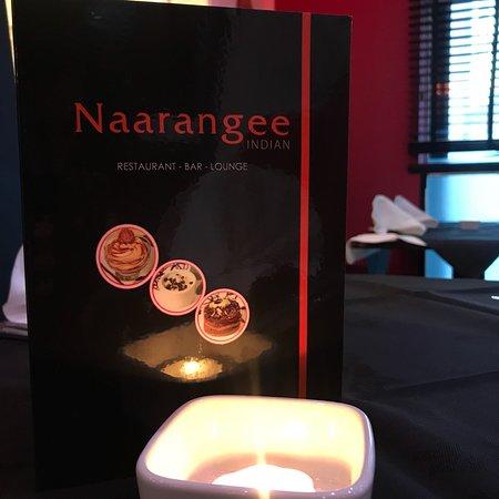 Droylsden, UK: Naarangee