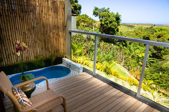 Meaipe, ES: Suite Mar Luxo Tripla