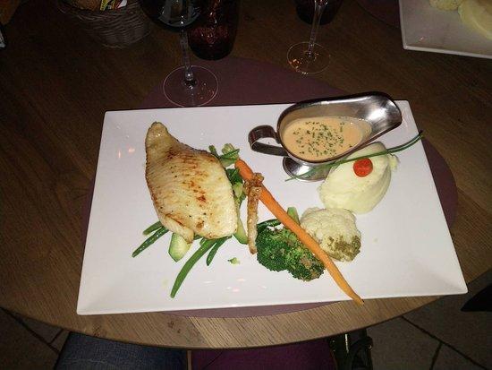 Brasserie Kasteel Beersel: Turbot