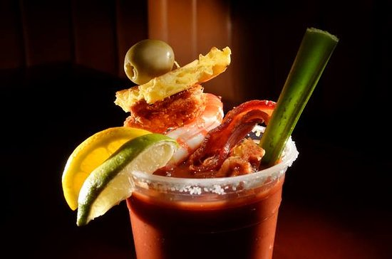 Ellis Island Casino & Brewery: Bloody Mary