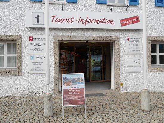 Tourist Information Bahnhofplatz