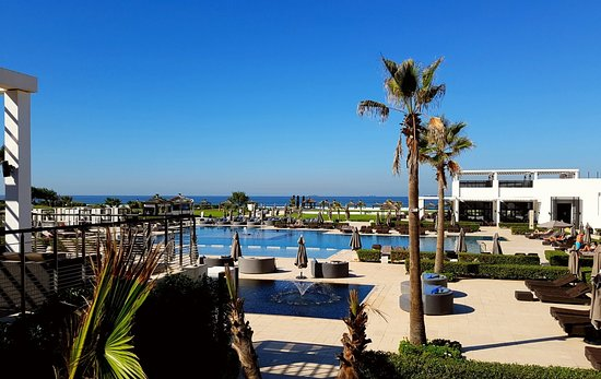 Sofitel Agadir Thalassa Sea & Spa: 20180306_201232_large.jpg
