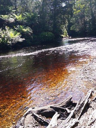 Maydena, Australia: styx river