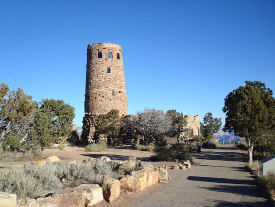 Munds Park, AZ: Desert View Watchtower, Grand Canyon