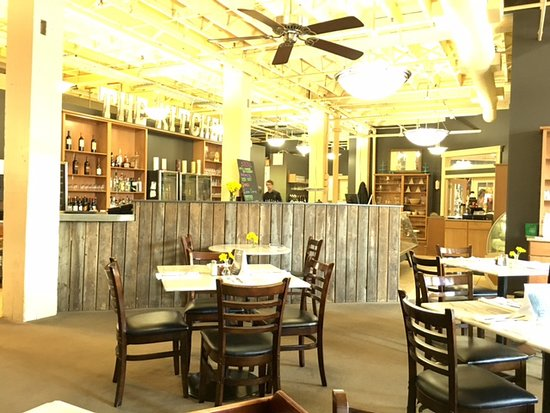Picture Of The Kitchen At Loft