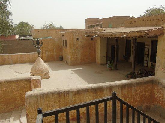Omdurman, Sudan: dziedziniec