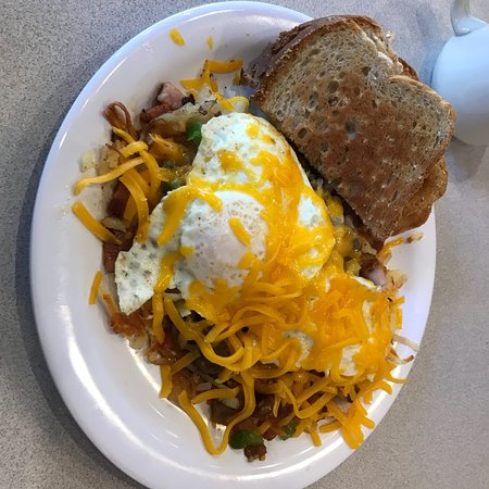 Grimes, IA: Excellent Breakfast