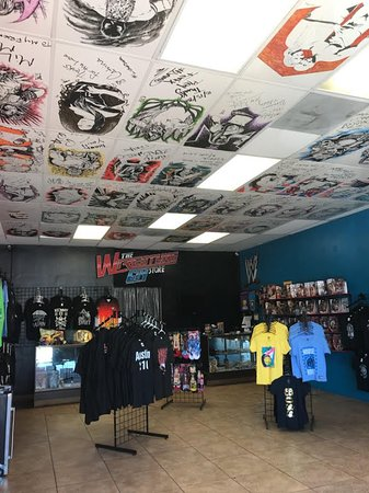 ‪The Wrestling Guy Store‬