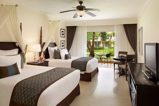 Dreams Palm Beach Punta Cana Preferred Club Deluxe Tropical View