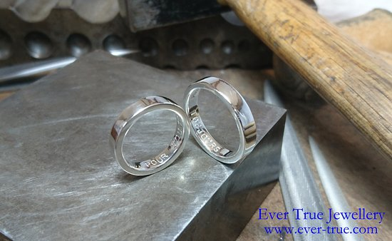 ‪Ever True Jewellery - Handmade 925 Silver Jewellery Workshop‬