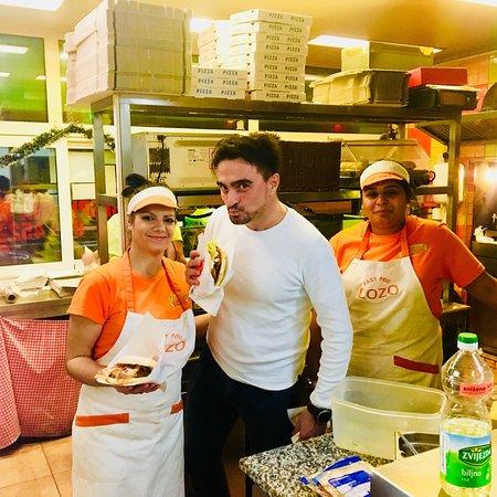 Fast Food Lozo, Split - Restaurant Reviews, Photos & Phone
