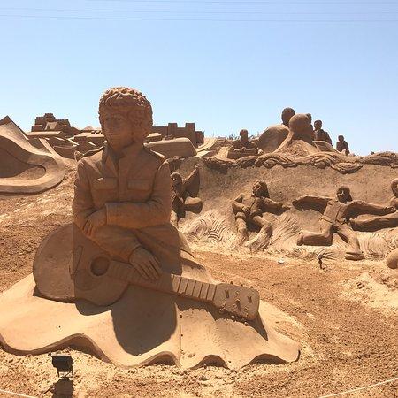 FIESA - International Sand Sculpture Festival: photo1.jpg