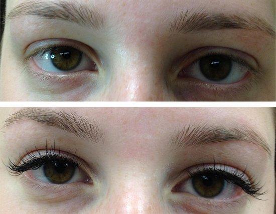 La Habra, كاليفورنيا: Eyelash Extensions