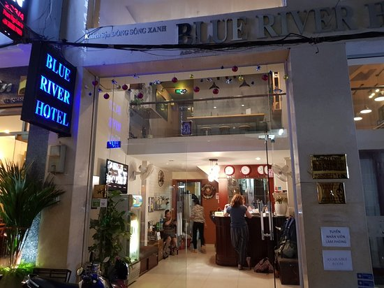 Blue River Hotel: 20180306_184115_large.jpg