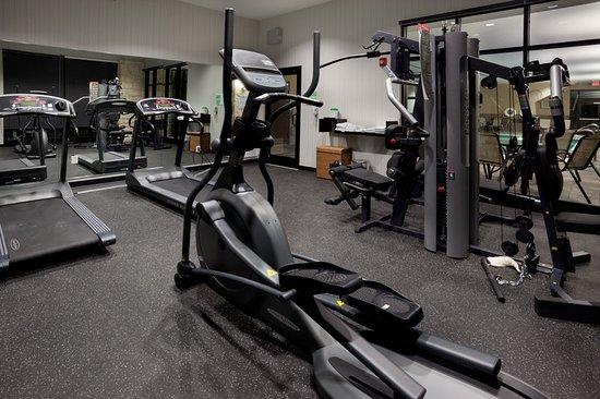 Holiday Inn San Antonio N - Stone Oak Area : Health club
