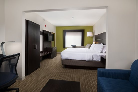 Independence, MO: Guest room